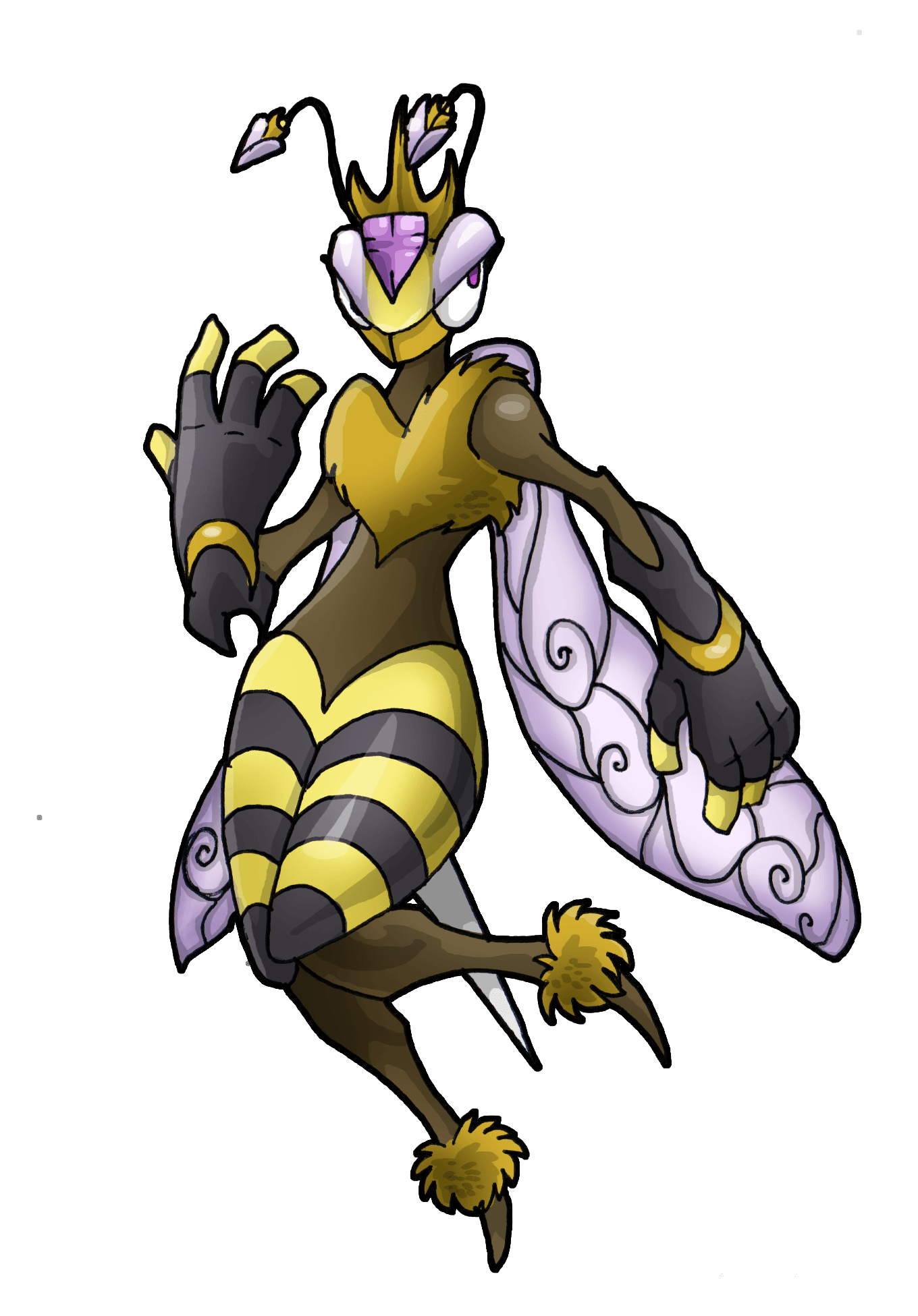 Bug Fight Bee
