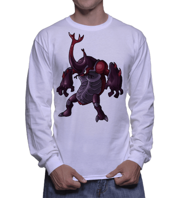 Japanese Bug Fighter J.Pole Longsleeve