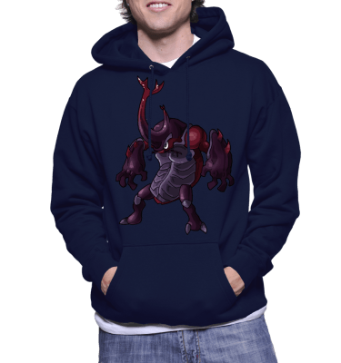 Japanese Bug Fighter J.Pole Sweatshirt