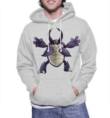 Japanese Bug Fighter Drizzy Sweatshirt