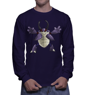 Japanese Bug Fighter Drizzy Longsleeve