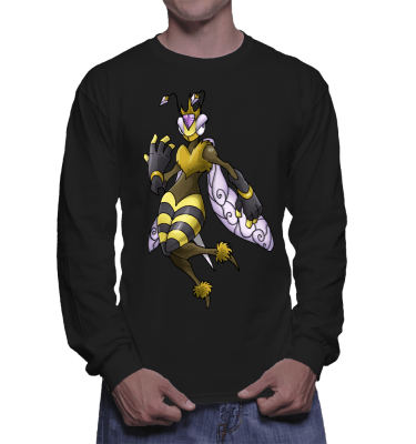 Japanese Bug Fighter Queen B Longsleeve