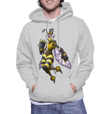 Japanese Bug Fighter Queen B Sweatshirt