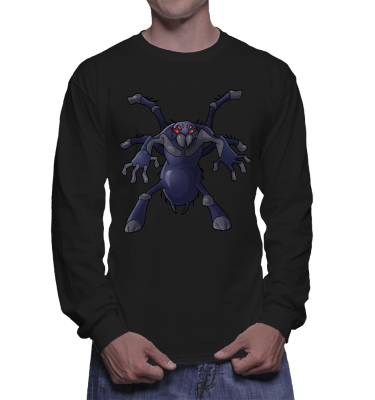 Japanese Bug Fighter Spider Man Longsleeve