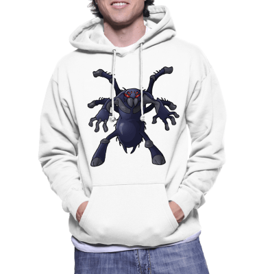 Japanese Bug Fighter Spider Man Sweatshirt