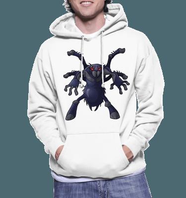 Japanese Bug Fighter Spider Man Sweatshirt