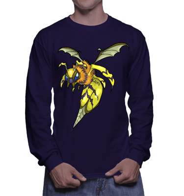Japanese Bug Fighter Lil Kim Longsleeve