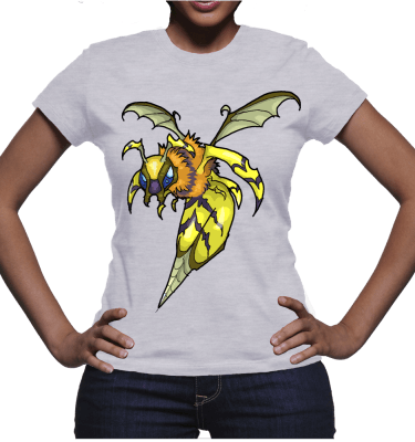 Japanese Bug Fighter Lil Kim Tee-Shirt