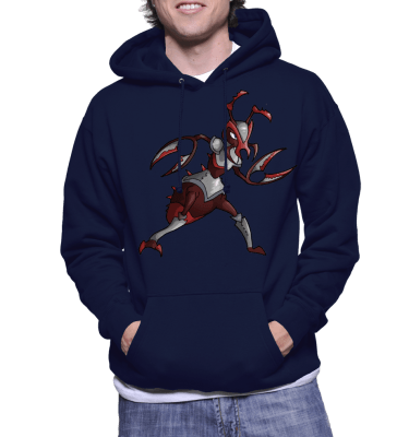 Japanese Bug Fighter Antman Sweatshirt