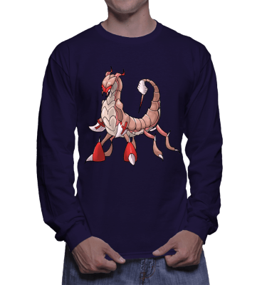 Japanese Bug Fighter Darren Wilson Longsleeve