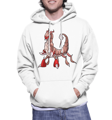 Japanese Bug Fighter Darren Wilson Sweatshirt