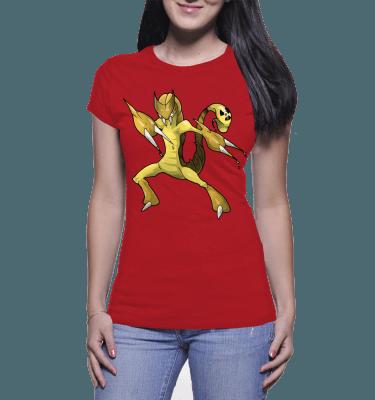Japanese Bug Fighter Scorpion Tee-Shirt