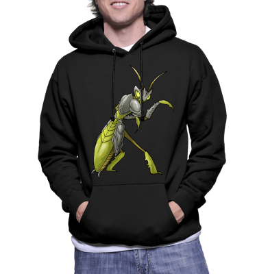 Japanese Bug Fighter Bruce Lee Sweatshirt