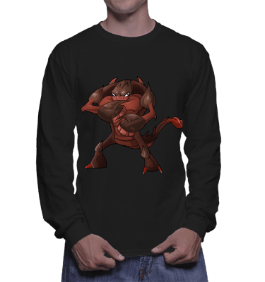 Japanese Bug Fighter Tyson Longsleeve