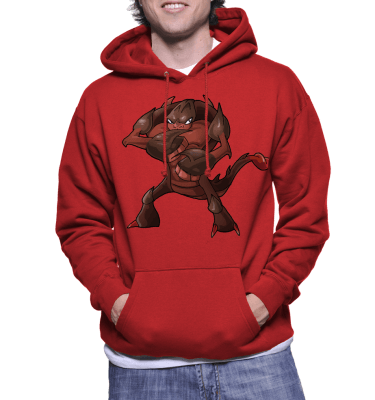 Japanese Bug Fighter Tyson Sweatshirt