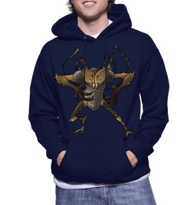 Japanese Bug Fighter Zyzz Sweatshirt