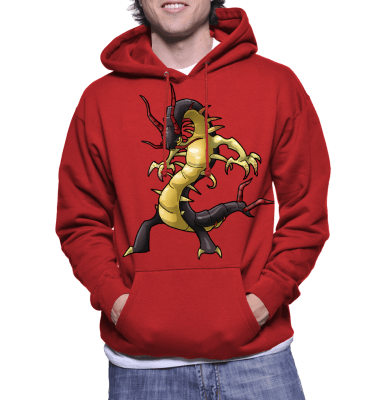 Japanese Bug Fighter Mu-Shu Sweatshirt