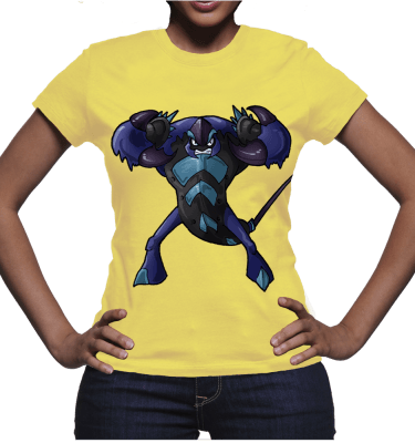 Japanese Bug Fighter Wocka Flocka Flame Tee-Shirt