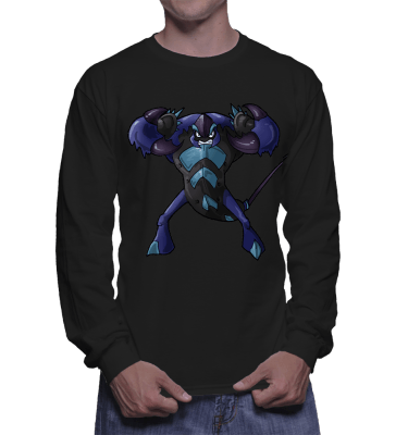 Japanese Bug Fighter Wocka Flocka Flame Longsleeve